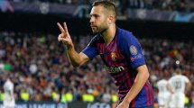 FC Barcelona | Jordi Alba llega al Clásico