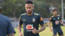 Las lesiones castigan a Neymar en Brasil