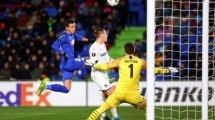 Europa League | El Getafe alarga su sueño europeo, inocua derrota del Sevilla ante el APOEL
