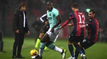 Serie A | El Inter doblega al Bolonia con un doblete de Lukaku
