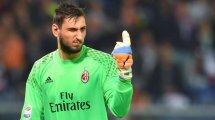 Las 2 alternativas del AC Milan a Donnarumma