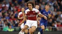 El Arsenal quiere multiplicar por ocho lo que pagó por Mattéo Guendouzi