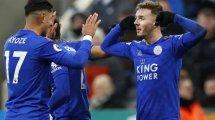 Leicester | Brendan Rodgers desea retener a sus pesos pesados