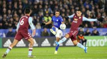 Carabao Cup | El Leicester City se estrella con el muro del Aston Villa