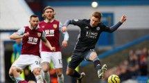 Premier | El Burnley tumba al Leicester City en Turf Moor