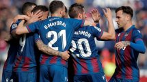 Liga | Al Levante le basta el primer tiempo ante el Leganés