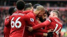 Liverpool | 7 jugadores con las maletas en la puerta