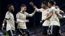 El Manchester United reactiva 3 vías para el ataque
