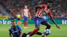 Atlético de Madrid   ¡Amenazan con pagar la cláusula de Thomas!