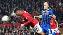 Capital One Cup | El Manchester United se clasifica por penaltis