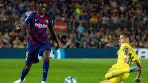 Incluyen a Ousmane Dembélé entre los nuevos objetivos del Manchester United