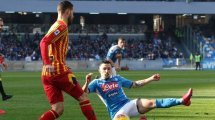 Serie A | El Lecce agrava la crisis del Nápoles en San Paolo