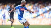 Serie A | Mertens brilla con el Nápoles ante la Sampdoria