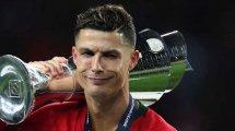 Cristiano Ronaldo sigue haciendo historia