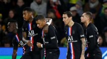 Ligue 1 | El PSG supera al Nantes a domicilio