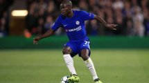 El PSG retoma la carrera por N'Golo Kanté
