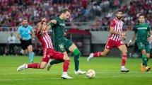 Europa League | El Real Betis exhibe toque y falta de pegada en su vuelta a Europa