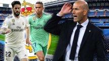 Diario de Fichajes | La hoja de ruta del Real Madrid en el mercado