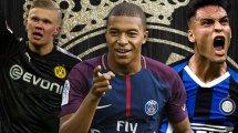 Fichajes Real Madrid | Seis jóvenes talentos ofensivos en el punto de mira
