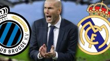 Ya tenemos onces del Brujas – Real Madrid