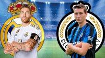 ¡Ya hay onces del Real Madrid –Brujas!
