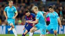 Liga de Campeones | El FC Barcelona sigue perdido