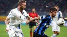 Las dudas del Inter de Milán con una de sus piezas