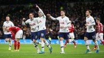 FA Cup | El Tottenham doblega por la mínima al Middlesbrough