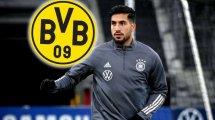 El Borussia de Dortmund prepara una oferta por Emre Can
