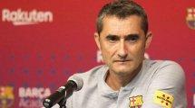 FC Barcelona | El viacrucis de Ernesto Valverde