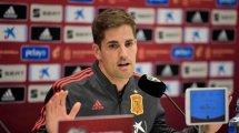 Robert Moreno, satisfecho por la imagen de la Selección de España