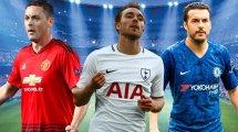 Premier | El XI ideal de los jugadores que acaban contrato