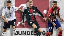 Bundesliga | Los 10 fichajes más caros del verano