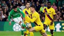 Liga   El FC Barcelona se lleva un gran partido ante el Real Betis