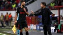 Atlético | Una dupla central de quilates y garantías