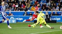 El portero que enfrenta a Sevilla y Real Betis