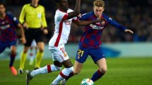 FC Barcelona | Esperando al mejor Frenkie de Jong