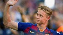 El FC Barcelona espera desencadenar al mejor Frenkie De Jong