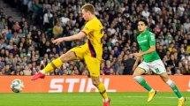 FC Barcelona | Ten Hag no comprende el papel de De Jong