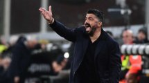 El Nápoles ya piensa en un futuro sin Gennaro Gattuso