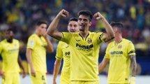 Gerard Moreno amenaza a un FC Barcelona en crisis