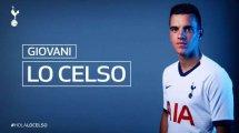 Oficial | El Tottenham Hotspur se hace con Giovani Lo Celso