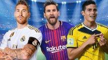 El XI ideal de los jugadores que acaban contrato… ¡en 2021!