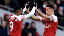 Los 3 jugadores del Arsenal que no pierde de vista el AC Milan