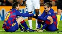 FC Barcelona   La incomodidad de Antoine Griezmann