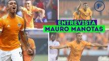"""Entrevista a Mauro Manotas: """"La MLS va en franco crecimiento, aunque yo siempre he sido crítico con el formato de la competición"""""""