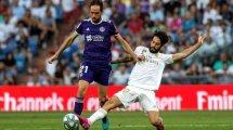Isco podría cambiar los planes invernales del Real Madrid