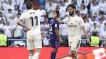 Real Madrid   ¿Una sorprendente operación salida invernal con 4 piezas?