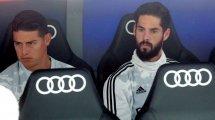 La paulatina desaparición de Isco Alarcón en el Real Madrid