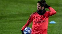 Real Madrid   Isco se diluye entre dudas